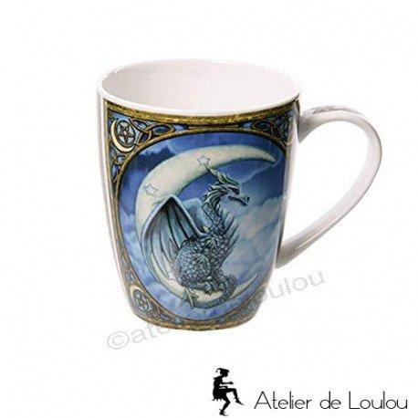 acheter mug dragon   mug lisa parker