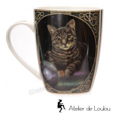 acheter mug chat   mug lisa parker