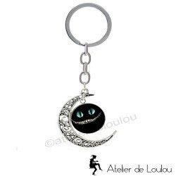 Achat porte clé chat | acheter porte clé Alice