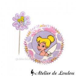 cupcake Disney | anniversaire fée clochette