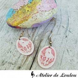Achat bijou licorne | unicorn earings