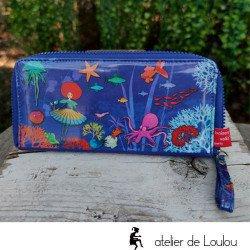 Acheter portefeuille pratique multicolore