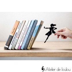 Acheter serre livre comics | Serre livre Artori super woman
