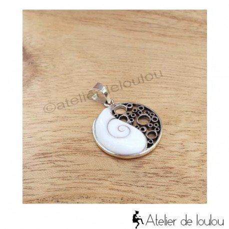Achat pendentif sainte Lucie   acheter bijou oeil de sainte Lucie