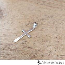 Achat bijou croix | Acheter pendentif croix catholique
