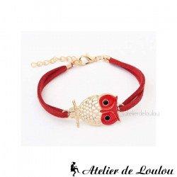Acheter bracelet chouette