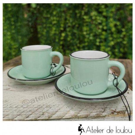 Acheter tasses à café bistrot