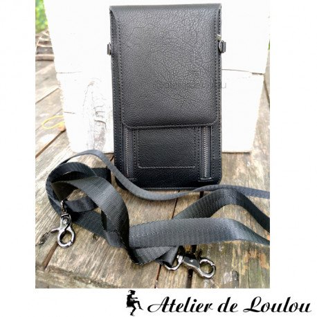 achat mini sac téléphone   pochette téléphone pas cher