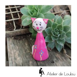 Achat figurine chat | déco chat