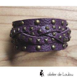 Achat bracelet fantaisie large