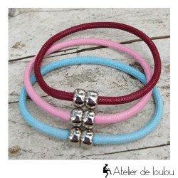 Achat bracelets en coton
