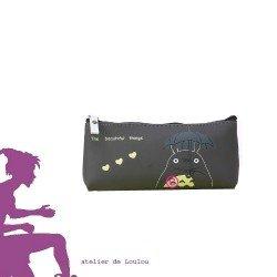 Trousse totoro | pochette totoro | totoro mon voisin accessoire