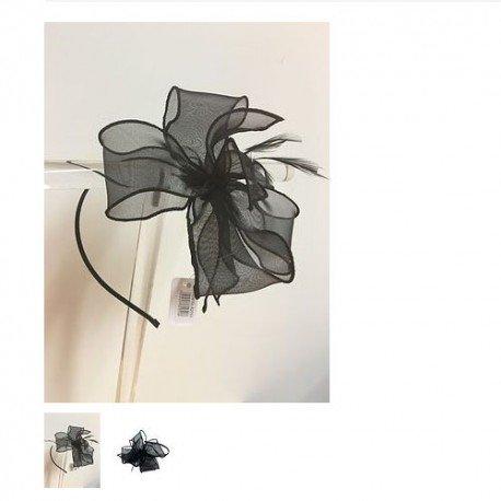 chapeau bibi | serre tête | chapeau mariage